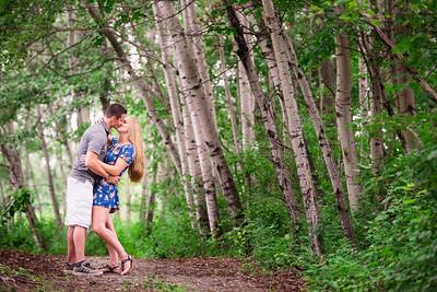 Brian + Cassie | Engagement