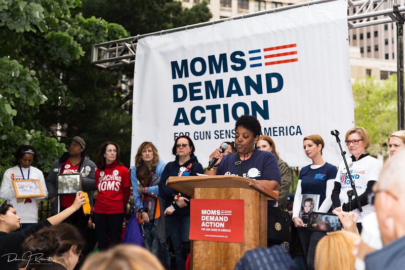 Moms Demand Action, May 7 2016
