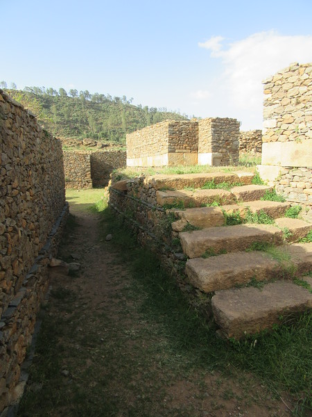 029_Axum. The Palace of Queen Sheba. 9th Century BC.JPG