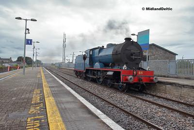 Portlaoise (Rail), 08-09-2019