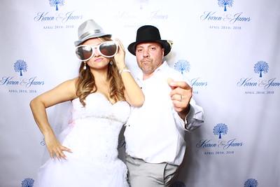 Photo Booth - Karen & James