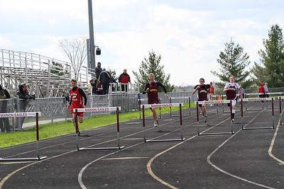 Marion D4 Boys 300m Hurdles