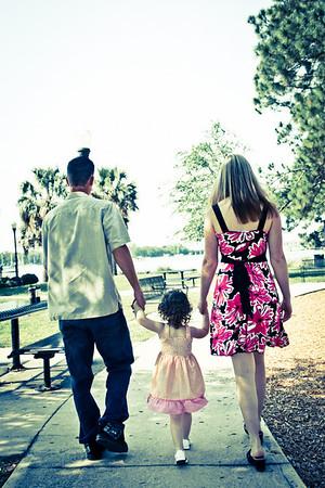 Christina and Family