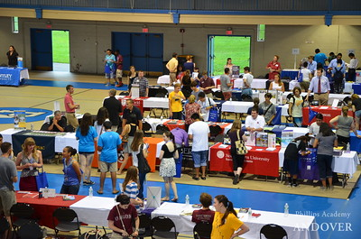 Summer College Fair 2013