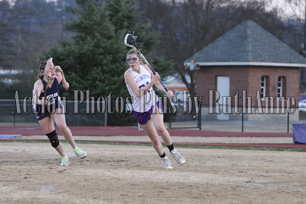 Darlington LAX Varsity Girls 2013
