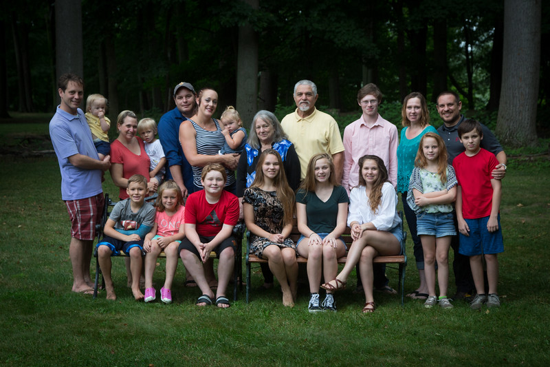 Demaria Family Session 2018
