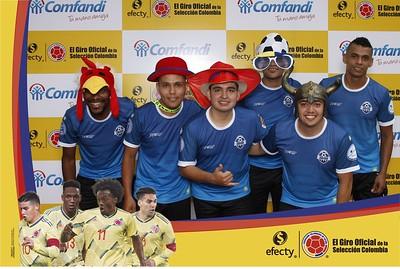 Efecty - El giro oficial de la Selección Colombia / 15.06.19