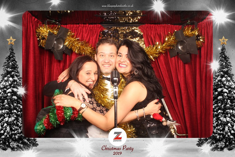 Zenith Christmas Party 2019