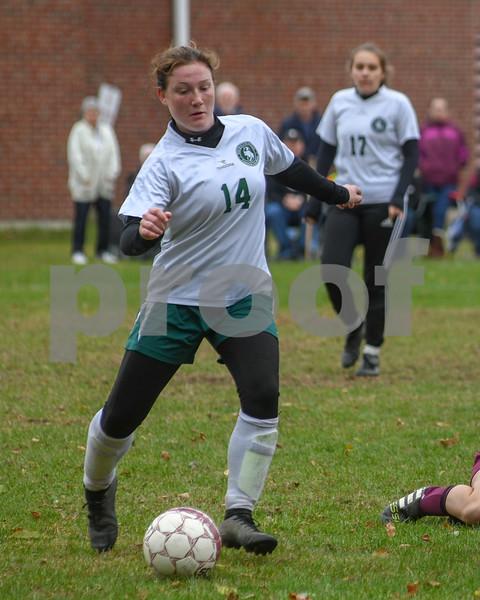 20181031 - West Rutland @ Proctor - Semifinal Soccer