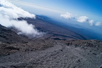 Mount Kilimanjaro, Day 6.5: Millenium Camp (3950m)