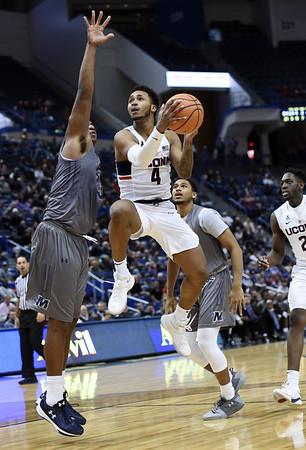 UConn men's basketball 12-2