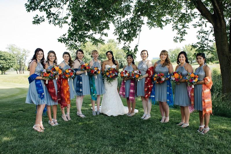 LeCapeWeddings Chicago Photographer - Renu and Ryan - Hilton Oakbrook Hills Indian Wedding -  291.jpg