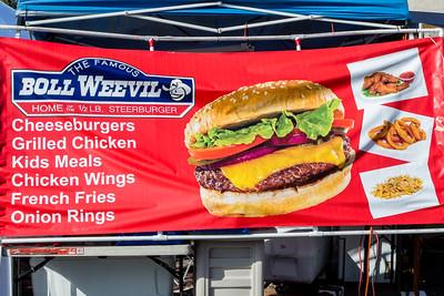 Boll Weevil at Oktoberfest 2015