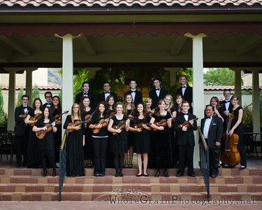 2013-14 SHS Chamber Orchestra