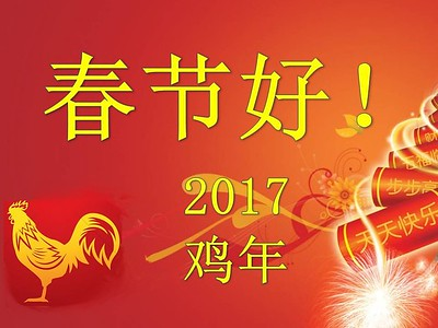 2017 Chinese New Year