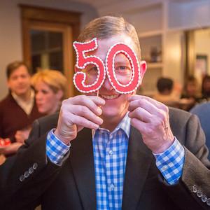 2015-01-31 DC - 50th Birthday Steven