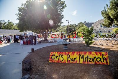Bar Mitzvah Ori