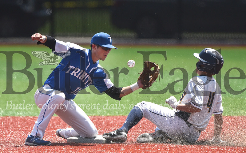 11782 Mars Vs Trinity WPIAL 5A First round Baseball Championship at Seneca Valley