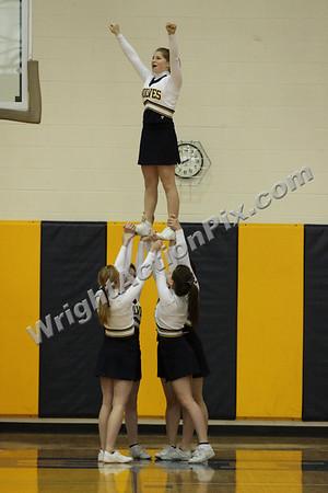 2009 02 24 Freshman Cheer