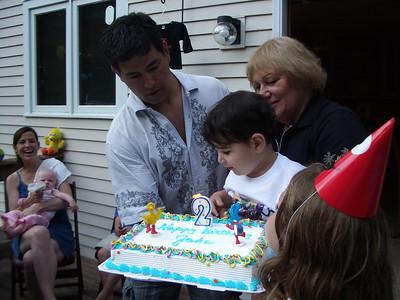 Jake's 2nd Birthday
