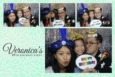 Veronica's 10th Birthday Party - 25th June 2016