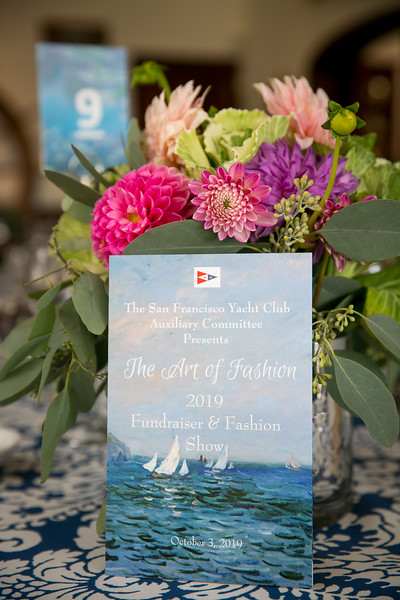 SF Yacht Club Fashion Fundraiser