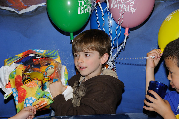 Zachy's 7th birthday