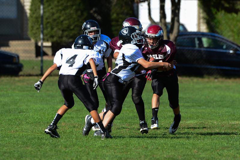 Eagles v. Raiders - September 23, 2012