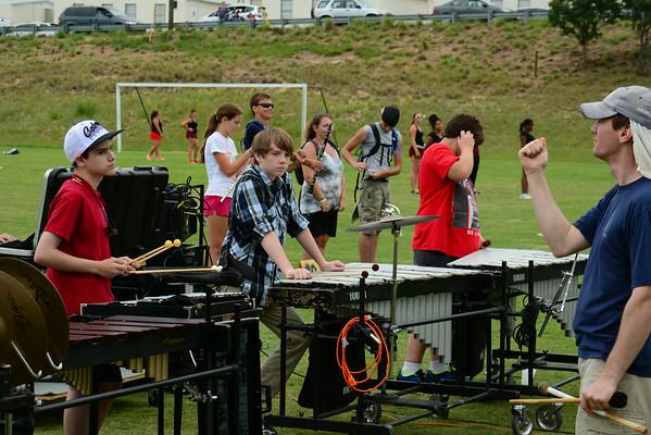 Band Camp - Day 5