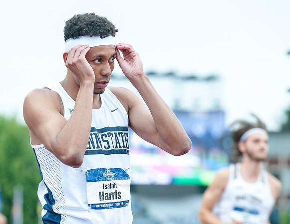 NCAA Track & Field 800m Championship Race