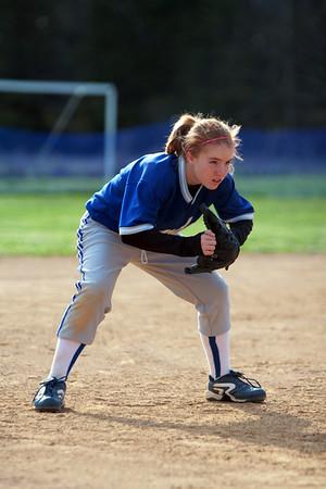 CCMS Softball 2009-04-08