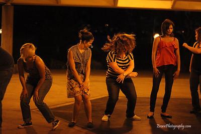Anastasia's Dancing Friends 7-7-2013