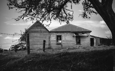 Waipu Abandoned House