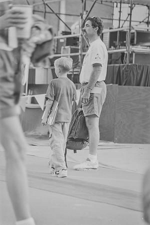 Portland Trailblazers 1992 Slam-N-Jam Event