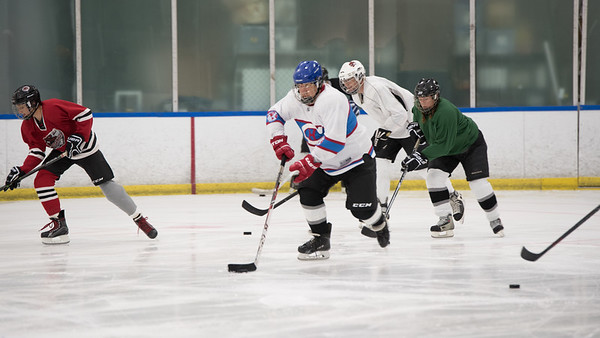 Monday Adult Hockey Clinic