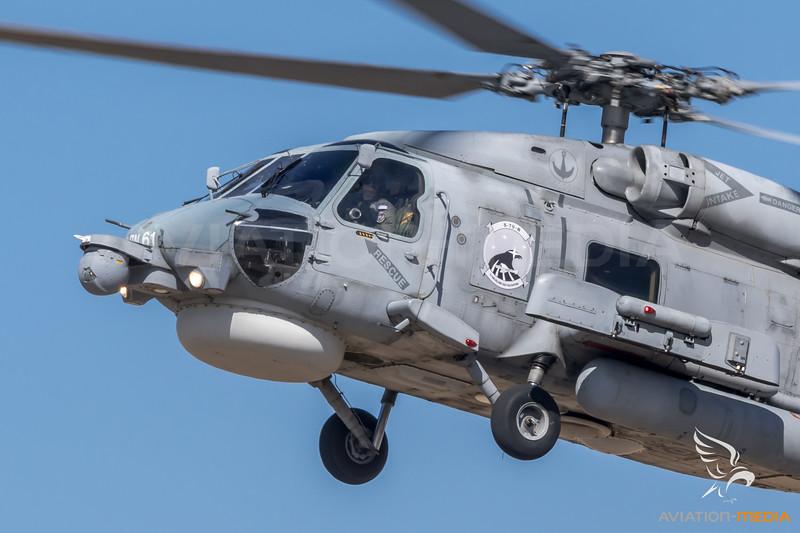 Hellenic Navy / Sikorsky S-70B Seahawk / PN61