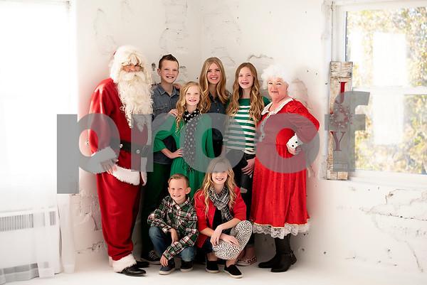 Farner Family - 2018