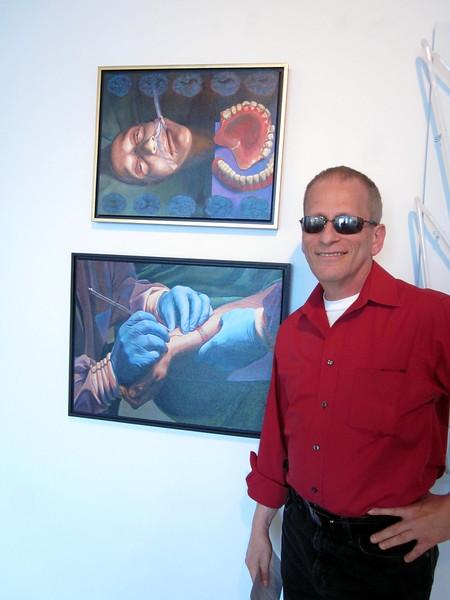 Isaac Patchogue Art Show.JPG