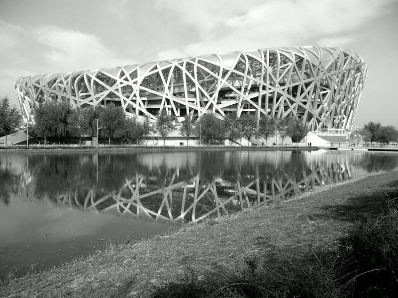 2010-10-31 Beijing Sunday BirdsNest Olympic Stadium 012.JPG