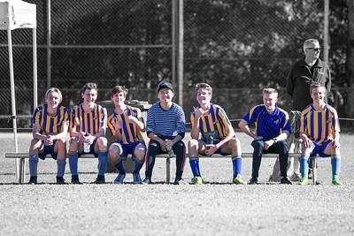 Under 18 Round 11 Vs Roselea FC