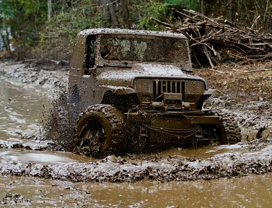 2013-10-26 Crawling for a cure @ Backwoods Farm