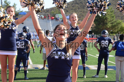 JV Cheer vs. Los Alamitos