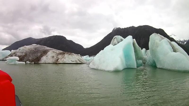 Baird Glacier Skiff Ride