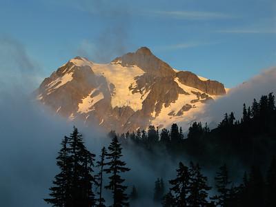 Cascades - Mt. Baker area 08202012