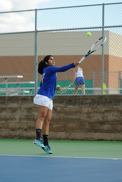 2017 Wayzata Varsity Girls Tennis vs. Hopkins
