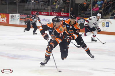 Fort Wayne Komets vs. Kalamazoo Wings