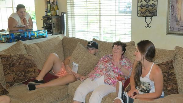 2013/08 - Tyler's Birthday