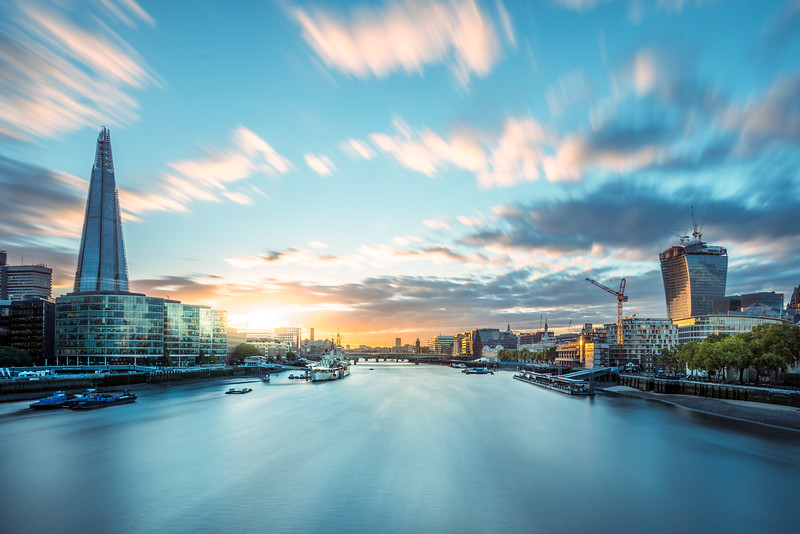 Thames Sunset