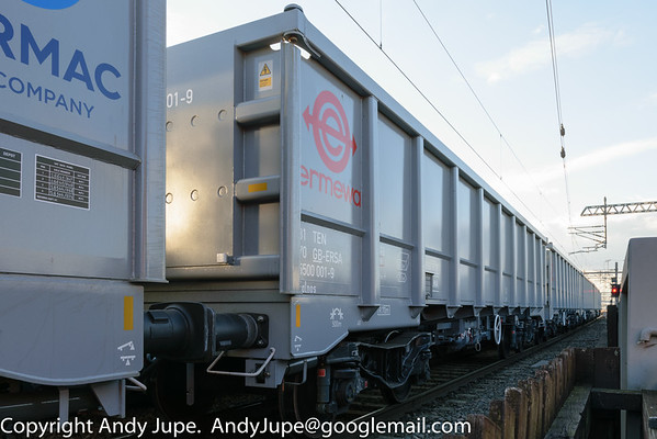 JNA (Ealnos) - Bogie Box Wagon