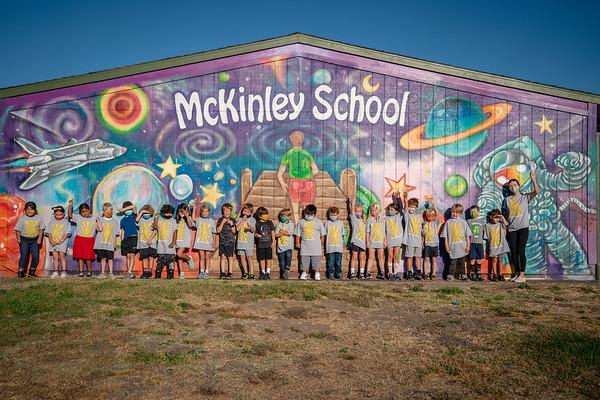 McKinley Jog-a-thon 2021